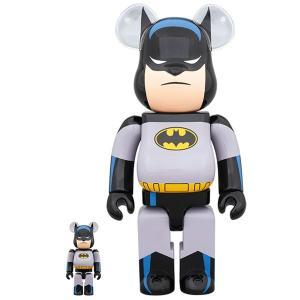 BE@RBRICK BATMAN ANIMATED 100% & 400%|project1-6