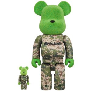BE@RBRICK READYMADE × F.C.Real Bristol 100% & 400%|project1-6