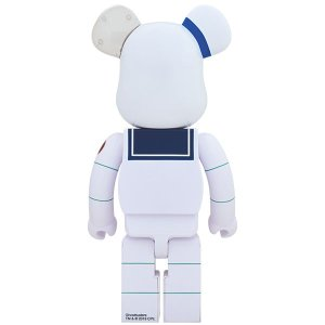 """BE@RBRICK STAY PUFT MARSHMALLOW MAN """"ANGER FACE"""" 1000%《2019年12月発売・発送予定》