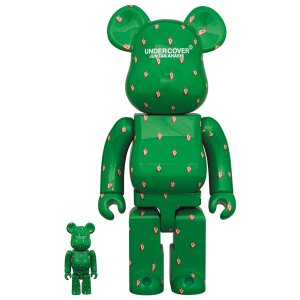 BE@RBRICK UNDERCOVER 100% & 400% FUCK FINGER|project1-6