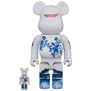BE@RBRICK UNDERCOVER 100% & 400% CERAMIC UFO|project1-6