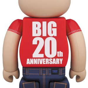 TMT BE@RBRICK 20th Anniv. Ver. 100% & 400%|project1-6|02