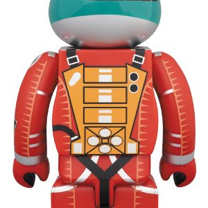 BE@RBRICK SPACE SUIT GREEN HELMET & ORANGE SUIT Ver.100% & 400%《2019年12月発売・発送予定》|project1-6|02