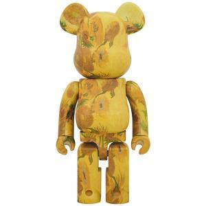 BE@RBRICK 「Van Gogh Museum」 Sunflowers 1000%《2019年12月発売・発送予定》 project1-6