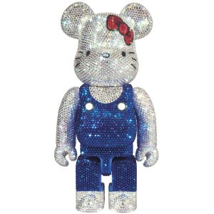 CRYSTAL DECORATE HELLO KITTY BE@RBRICK 400%《2020年3月より順次発送予定》|project1-6