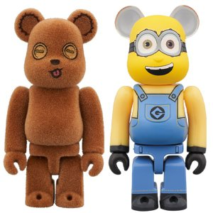 BE@RBRICK TIM & BOB 2PACK《2020年4月発売予定》|project1-6