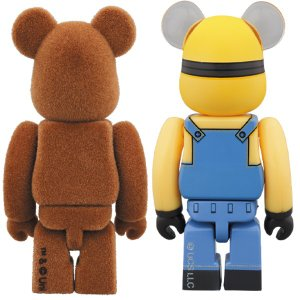 BE@RBRICK TIM & BOB 2PACK《2020年4月発売予定》|project1-6|02
