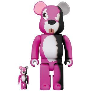 BE@RBRICK Breaking Bad Pink Bear 100% & 400%《2020年6月発売・発送予定》|project1-6