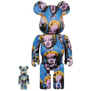 Andy Warhol's Marilyn Monroe BE@RBRICK 100% & 400%《2020年6月発売・発送予定》|project1-6