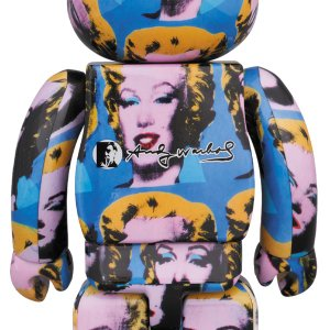 Andy Warhol's Marilyn Monroe BE@RBRICK 100% & 400%《2020年6月発売・発送予定》|project1-6|02