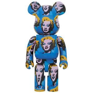 Andy Warhol's Marilyn Monroe BE@RBRICK 1000%《2020年6月発売・発送予定》|project1-6