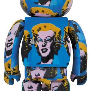 Andy Warhol's Marilyn Monroe BE@RBRICK 1000%《2020年6月発売・発送予定》|project1-6|02