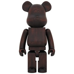 BE@RBRICK カリモク ROSEWOOD PAINT 1000%《ご注文から3ヶ月〜6ヶ月以内に発送予定》|project1-6