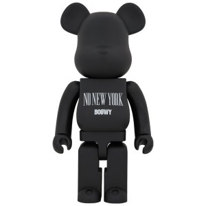 "BE@RBRICK BOOWY ""NO NEW YORK"" 1000%