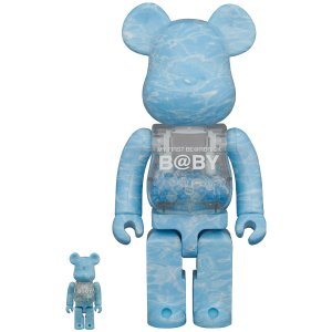 MY FIRST BE@RBRICK B@BY WATER CREST Ver.100% & 400%|project1-6