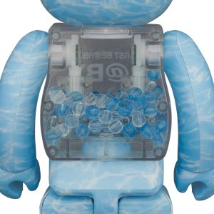 MY FIRST BE@RBRICK B@BY WATER CREST Ver.100% & 400%|project1-6|02