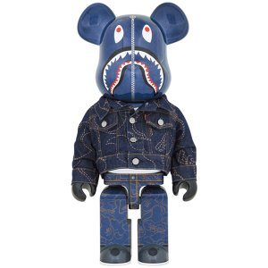 BE@RBRICK BAPE(R) × Levi's(R) 1000%|project1-6