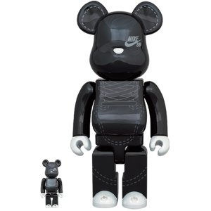 BE@RBRICK NIKE SB 2020 BLACK 100% & 400%|project1-6