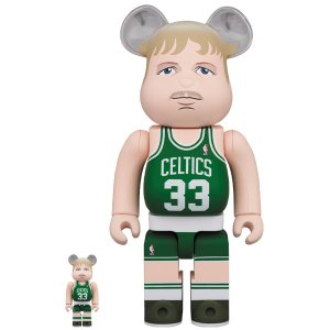 BE@RBRICK Larry Bird(Boston Celtics) 100% & 400%|project1-6