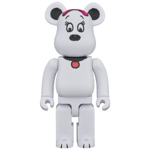 BE@RBRICK BELLE 1000%|project1-6