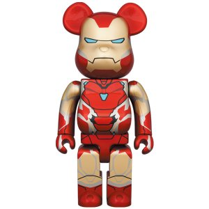 BE@RBRICK IRON MAN MARK 85 1000%|project1-6