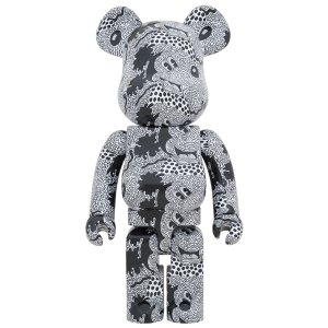 BE@RBRICK Keith Haring Mickey Mouse 1000%|project1-6