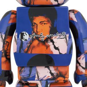 BE@RBRICK Andy Warhol's Muhammad Ali(TM) 1000%《2020年12月発売・発送予定》|project1-6|02