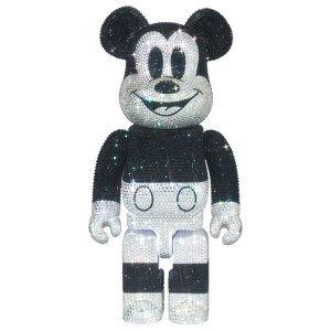 CRYSTAL DECORATE MICKEY MOUSE BE@RBRICK 400%《2020年12月より順次発送予定》|project1-6