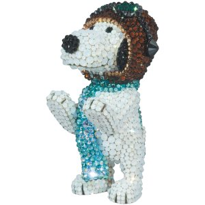 UDF CRYSTAL DECORATE SNOOPY VINTAGE SNOOPY《2021年2月より順次発送予定》|project1-6