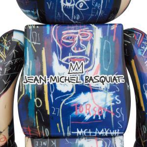 BE@RBRICK JEAN-MICHEL BASQUIAT #7 100% & 400%《2021年3月発売・発送予定》|project1-6|02