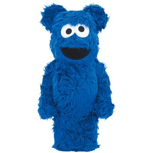 BE@RBRICK COOKIE MONSTER Costume Ver. 1000%《2021年2月発売・発送予定》|project1-6