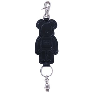 BE@RBRICK × PORTER Leather Collaboration Series KEY CHAIN|project1-6