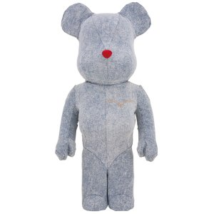 BE@RBRICK Levi's(R) WASH DENIM 1000%