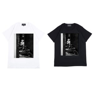 """Amplifier """"ROLLY"""" TEE design A《2020年8月発売・発送予定》