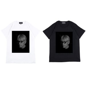 "Amplifier ""坂本龍一"" TEE design A