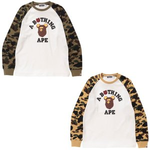 1ST CAMO BE@R COLLEGE L/S TEE|project1-6