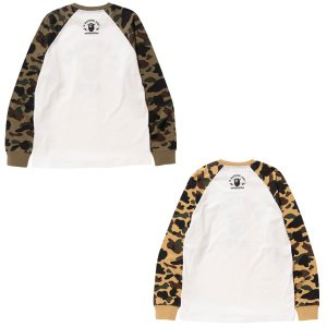 1ST CAMO BE@R COLLEGE L/S TEE|project1-6|02