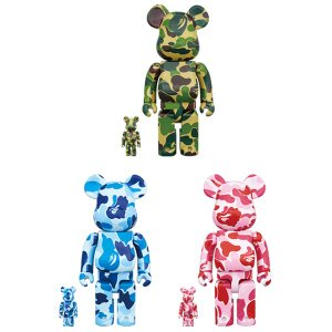 ABC BE@RBRICK 100% & 400% SET|project1-6
