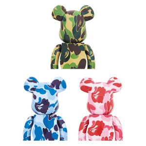 BE@RBRICK ABC CAMO 1000% GREEN/BLUE/PINK|project1-6|02