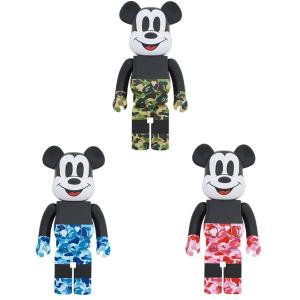 BE@RBRICK BAPE(R) MICKEY MOUSE 1000%|project1-6
