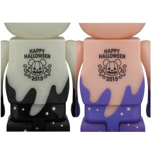 2015 HALLOWEEN BE@RBRICK 400%|project1-6|02