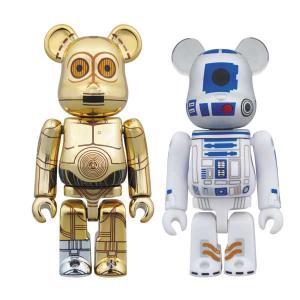 BE@RBRICK(ベアブリック)C-3PO(TM) & R2-D2(TM) 2PACK|project1-6