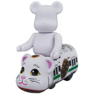 BE@RBRICKTRAIN 達磨(だるま)/招き猫(まねきねこ)|project1-6|02