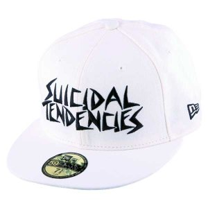New Era Cap*SUICIDAL TENDENCIES(WHITE*BLACK)|project1-6