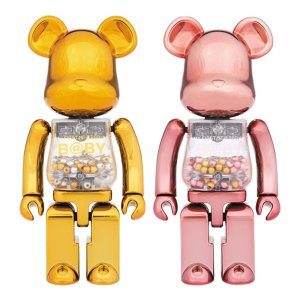 超合金 MY FIRST BE@RBRICK GOLD & SILVER Ver./PINK & GOLD Ver.|project1-6