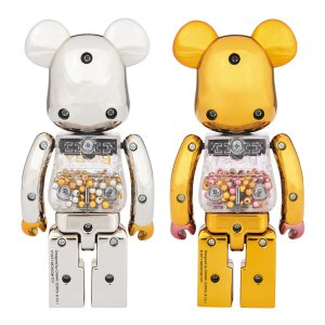 超合金 MY FIRST BE@RBRICK GOLD & SILVER Ver./PINK & GOLD Ver.|project1-6|02