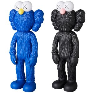 KAWS BFF OPEN EDITION BLUE/BLACK※キャンセル不可
