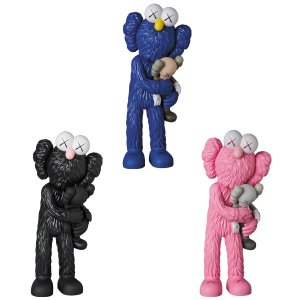 KAWS TAKE BLUE/BLACK/PINK※キャンセル不可