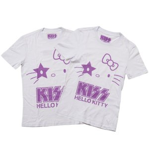 KISS × HELLO KITTY シリーズ Tシャツ THE STARCHILD|project1-6