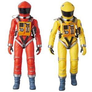 MAFEX SPACE SUIT ORANGE Ver./YELLOW Ver.|project1-6